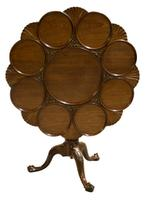 18Thc Mahogany Supper Table (8 of 8)