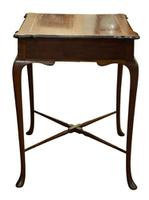 Inlaid Mahogany Occasional Table c.1910 (2 of 6)