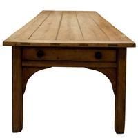 Pine Farmhouse Table (6 of 6)