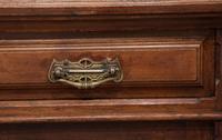 Victorian Walnut Bedside Cupboard c.1890 (6 of 6)