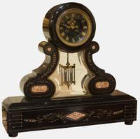 19th Century Mantle Clock (2 of 5)