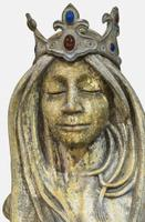 Bust of Guinevere (2 of 4)