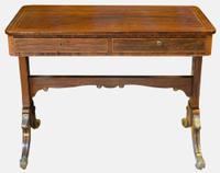 Regency Rosewood Writing Table c.1820