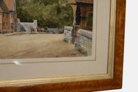 19th Century Watercolour of 'The Olde Tigers Head' (3 of 3)