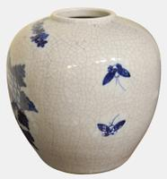 19th Century Chinese Crackleware Jar (2 of 4)