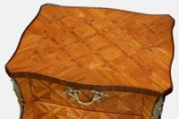 Pair of French Parquetry Bomb Chests c.1920 (4 of 5)