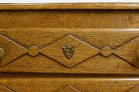 19th Century French Oak Miniature Commode (3 of 5)