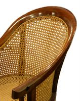 William IV Childs Mahogany Bergere High Chair (4 of 5)