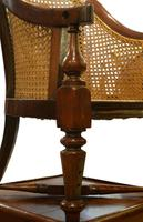 William IV Childs Mahogany Bergere High Chair (3 of 5)