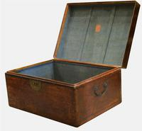 Silk Lined Mandarin Vestment Chest c.1860 (6 of 8)