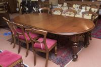 Fine Quality Extending Dining Table to Seat 8-10 People (3 of 3)