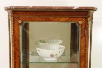 French Kingwood Parquetry Vitrine c.1880 (3 of 17)