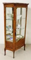 French Kingwood Parquetry Vitrine c.1880 (13 of 17)