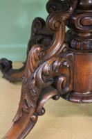 Superb 19th Century Rosewood Sofa Table (17 of 19)