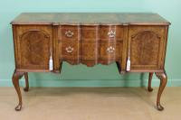 Burr Walnut Dining Suite by Maple & Co (18 of 35)