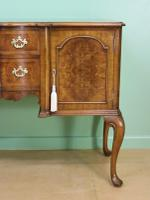 Burr Walnut Dining Suite by Maple & Co (19 of 35)