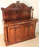 Excellent Early Victorian Chiffonier c.1850 (10 of 11)
