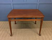 Majorelle Style Walnut Centre Table c.1910 (9 of 9)