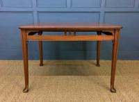 Majorelle Style Walnut Centre Table c.1910 (8 of 9)