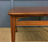 Majorelle Style Walnut Centre Table c.1910 (7 of 9)