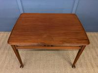 Majorelle Style Walnut Centre Table c.1910 (4 of 9)
