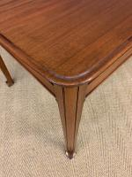 Majorelle Style Walnut Centre Table c.1910 (3 of 9)