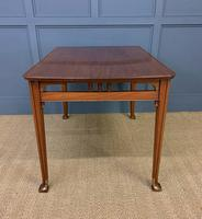 Majorelle Style Walnut Centre Table c.1910 (2 of 9)