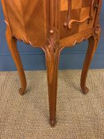 Pair of French Walnut Bedside Cupboards (11 of 12)