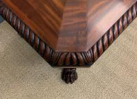 Large Regency Flame Mahogany Wine Cooler (7 of 13)