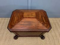 Large Regency Flame Mahogany Wine Cooler (9 of 13)