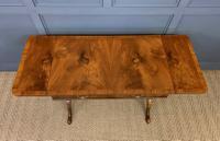 Burr Walnut Sofa Table c.1900 (14 of 15)