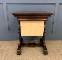 William IV Rosewood Work Table (14 of 15)