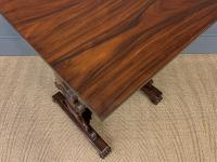 William IV Rosewood Work Table (9 of 15)