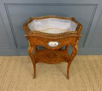 Kingwood Jardiniere with Porcelain Plaques (14 of 14)
