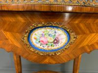 Kingwood Jardiniere with Porcelain Plaques (10 of 14)