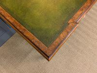 Johnstone & Jeanes Inlaid Burr Walnut Writing Table (3 of 19)