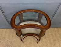 Edwardian Inlaid Mahogany Bijouterie Table (4 of 12)