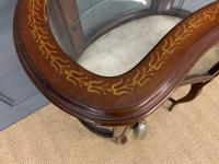 Edwardian Inlaid Mahogany Bijouterie Table (5 of 12)