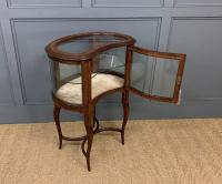 Edwardian Inlaid Mahogany Bijouterie Table (9 of 12)
