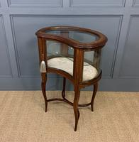 Edwardian Inlaid Mahogany Bijouterie Table (10 of 12)