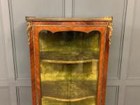 French Kingwood & Marquetry Vitrine c.1895 (3 of 15)
