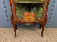 French Kingwood & Marquetry Vitrine c.1895 (4 of 15)