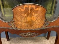 French Kingwood & Marquetry Vitrine c.1895 (5 of 15)