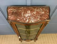 French Kingwood & Marquetry Vitrine c.1895 (8 of 15)