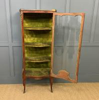 French Kingwood & Marquetry Vitrine c.1895 (9 of 15)