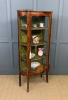 French Kingwood & Marquetry Vitrine c.1895 (10 of 15)