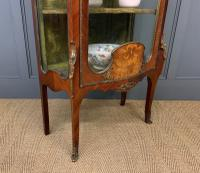 French Kingwood & Marquetry Vitrine c.1895 (11 of 15)
