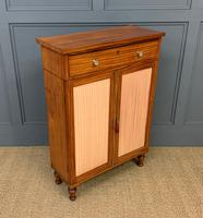 Regency Inlaid Satinwood Chiffonier (8 of 13)