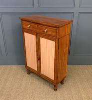 Regency Inlaid Satinwood Chiffonier (12 of 13)