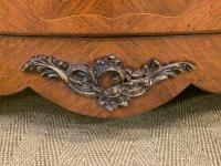 Large French Kingwood Marble Topped Commode (5 of 18)